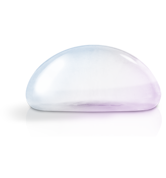 Mentor MemoryGel Silicone Breast Implant