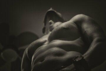 Bare chest